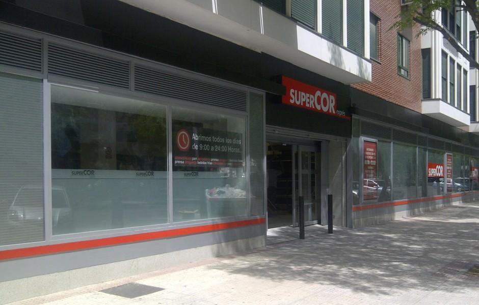 Supercor madrid barcelona gyc espacios - Oficinas el corte ingles barcelona ...