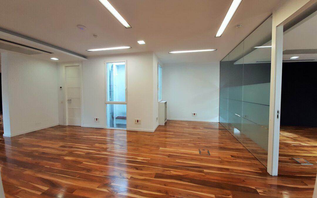 GYC Espacios construye dos oficinas en el Paseo de la Castellana