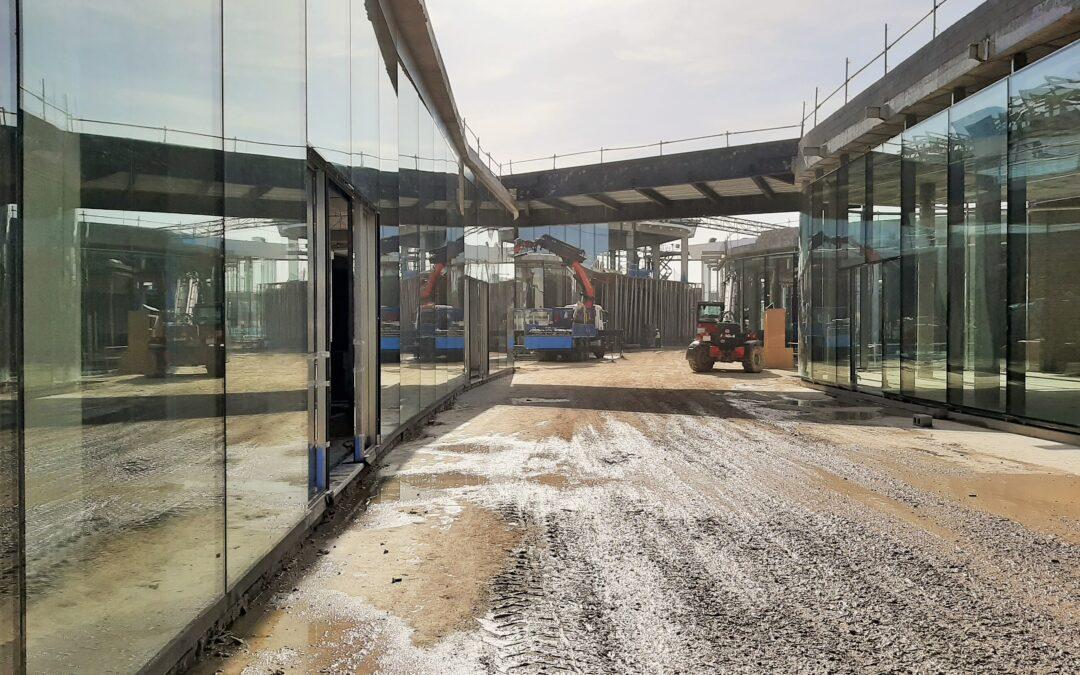 Open Sky, el centro comercial donde GYC Espacios construirá varios locales