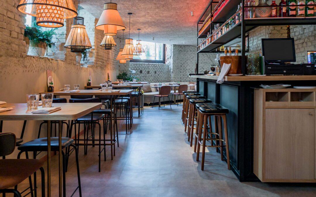 Noodle Shop, restaurante reformado por GYC Espacios