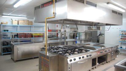 Reforma Restaurante Muelle 21 de Sevilla GyC Espacios