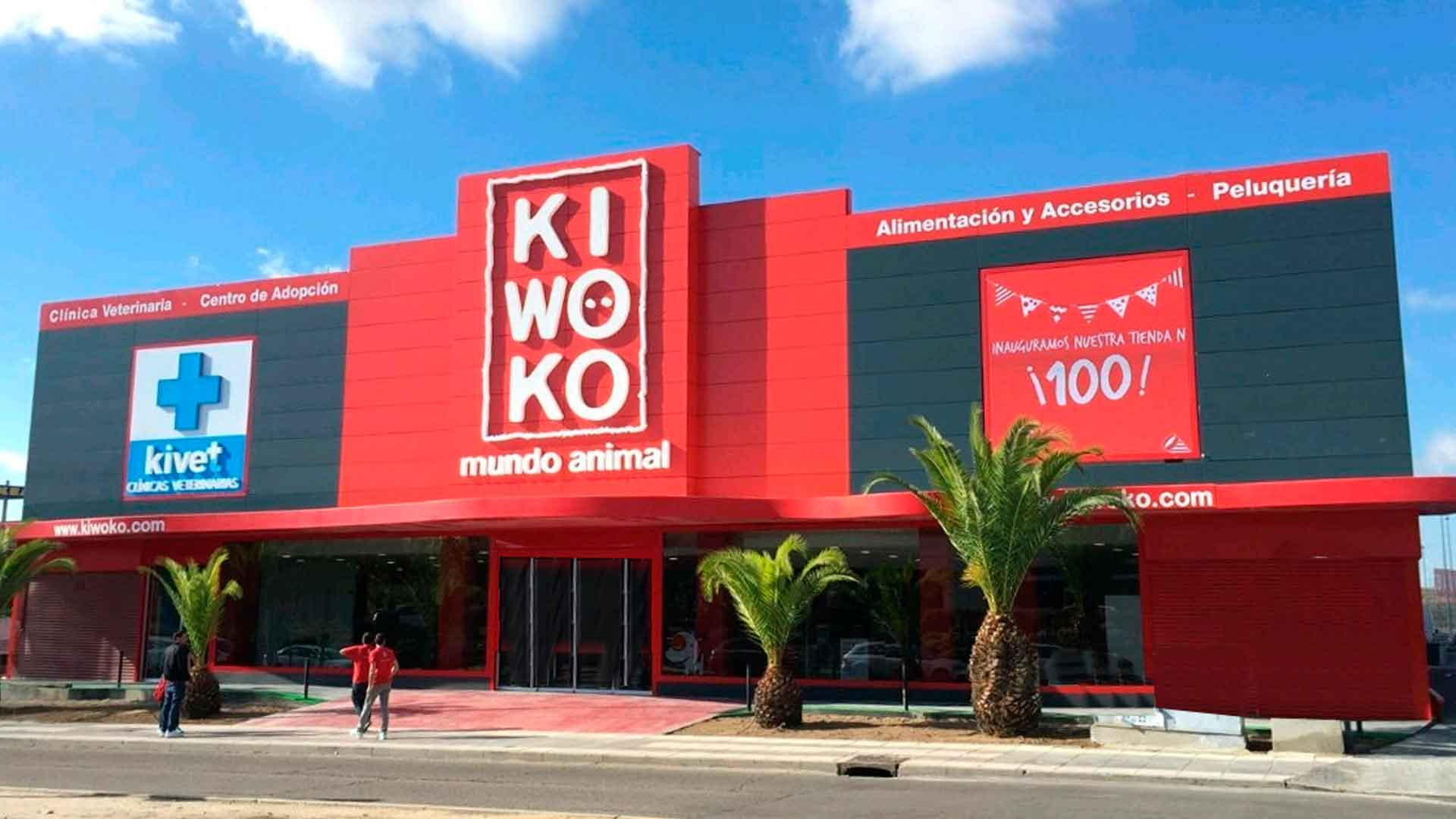 Reforma local Kiwoko Madrid GyC Espacios